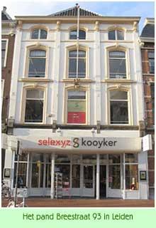 boekhandel kooyker leiden