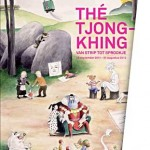 Overzichtstentoonstelling Thé Tjong-Khing in Kinderboekenmuseum