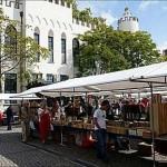'Boeken rond het Paleis' – zo 26 aug 2012 – 15e editie van deze Tilburgse boekenmarkt