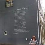 Gedicht Jan Eijkelboom op muur Dordrechts Museum bevat ook een fout…
