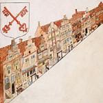 Topstukken Nederlandse topografie op tentoonstelling Universiteitsbibliotheek Leiden