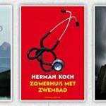 Vijf genomineerden voor de Gouden Boekenuil 2012