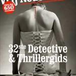 32e VN Detective & Thrillergids bekroonde 7 titels met 5 sterren