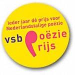 Vijf dichtbundels genomineerd voor de VSB Poëzieprijs 2012