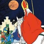 Van Sint-Nicolaas tot Sinterklaas – tentoonstelling in grafisch museum 'in den groenen zonck'