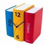 Een Boeken-Klok…