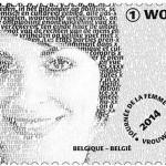 België heeft postzegel met het grootste aantal leesbare woorden