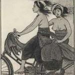 Tentoonstelling 'Op reis met W.O.J. Nieuwenkamp. Nieuwe Kunst rond 1900'