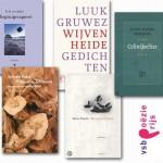 Vijf bundels maken kans op de VSB Poëzieprijs 2013